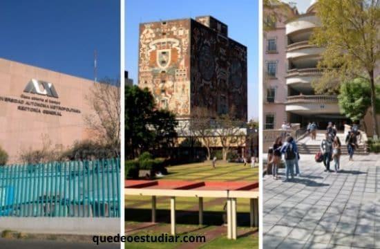 Dónde estudiar una carrera en línea en ingeniería civil en México