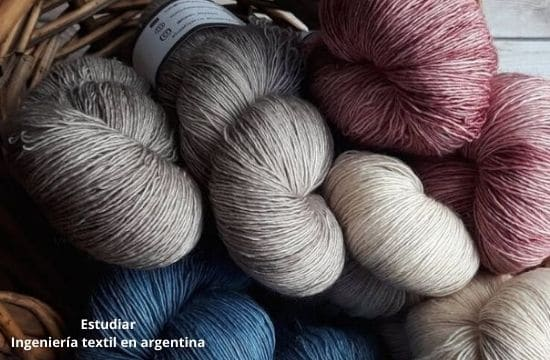 Estudiar Ingeniería textil en argentina