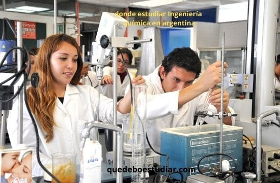 estudiar Ingeniería química en argentina