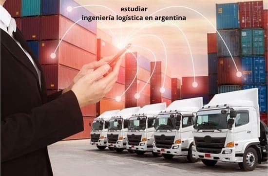 Universidades para estudiar ingeniería logística en argentina