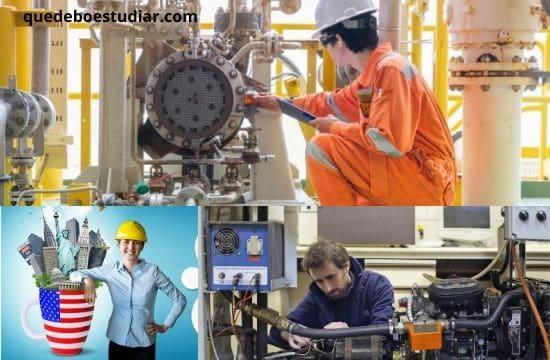 estudiar ingeniería mecánica en estados unidos