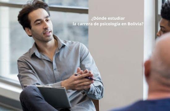 Dónde estudiar la carrera de psicología en Bolivia