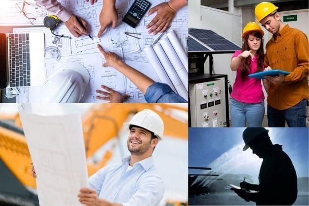 carreras de ingeniería civil